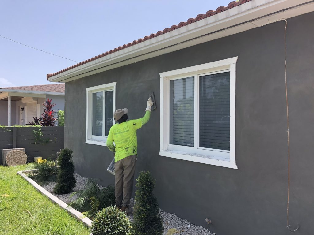 Professional Stucco Repair Company