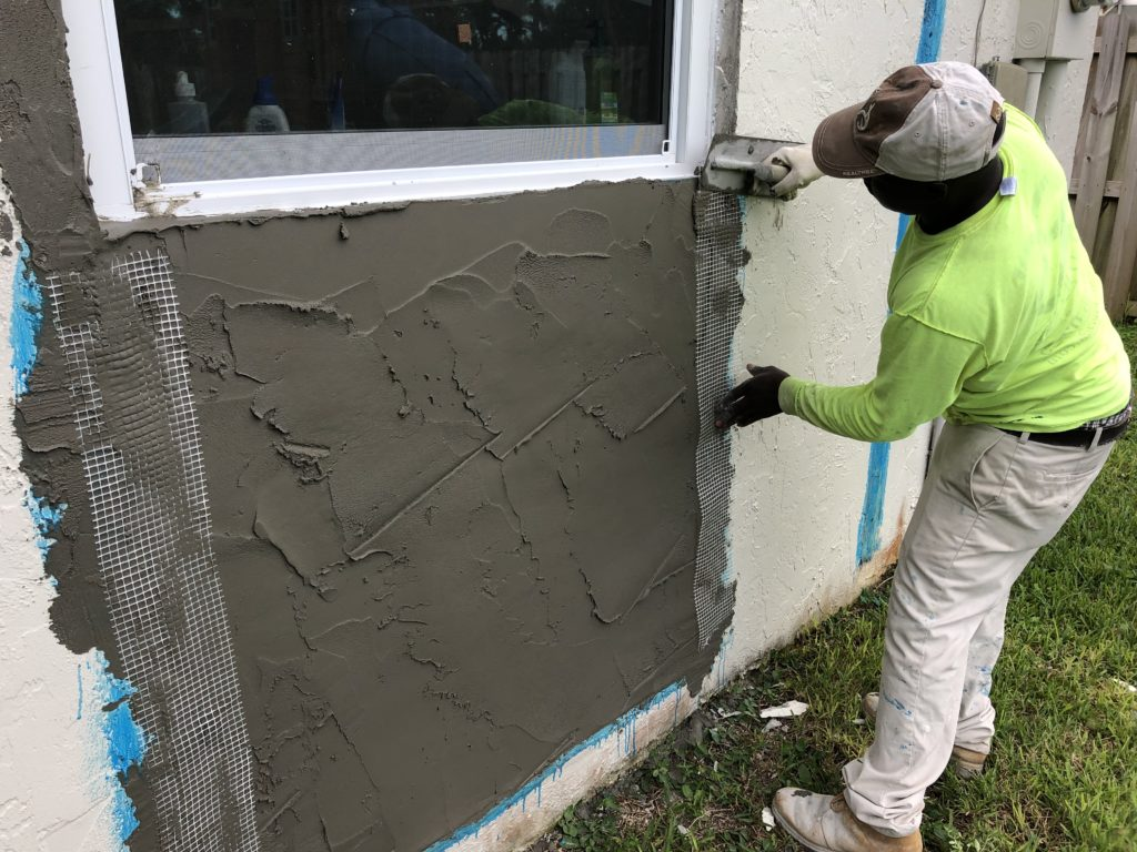 Professional Stucco Repair & Installation