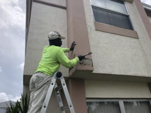 Stucco Repair and Stucco Rehabilitation