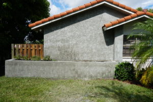 New stucco for home