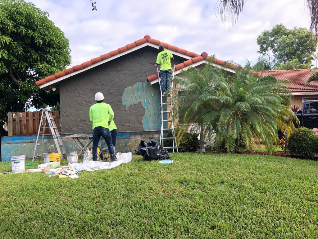 Broward County Stucco Contractor