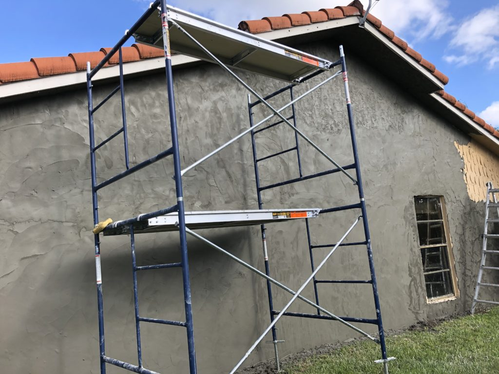Expert Stucco Stucco Reconstruction, Rehabilitation, Replacement, and Patch Work