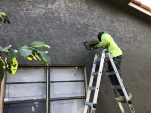 Stucco Texture Repair