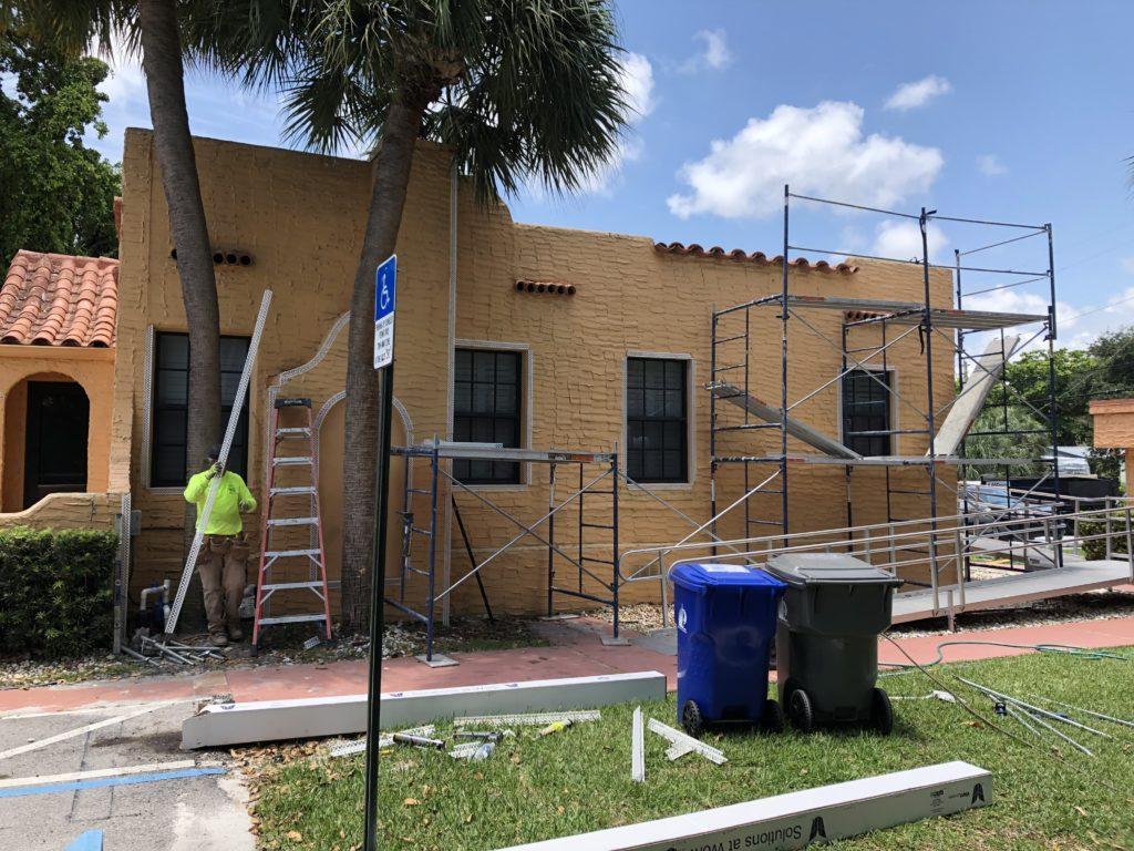 Commercial Stucco Repair