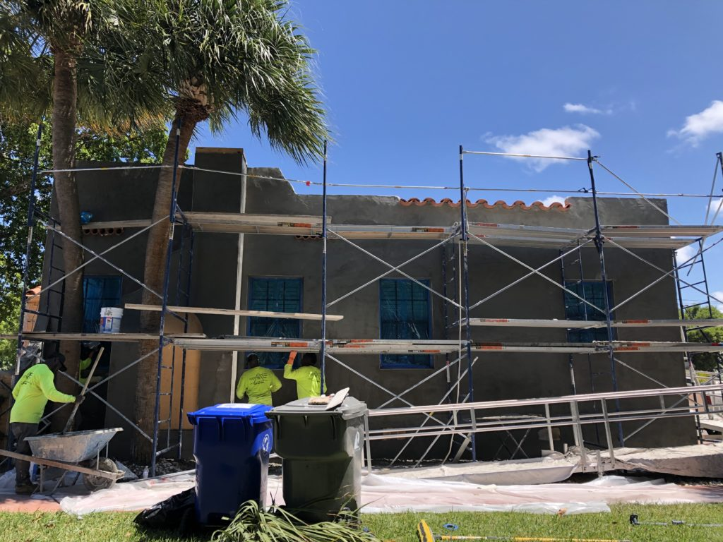 Commercial Stucco Contractor